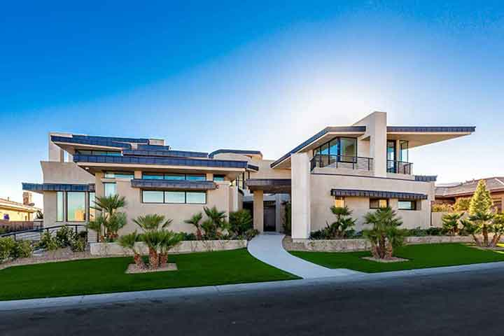 luxury homes for sale in las vegas nv